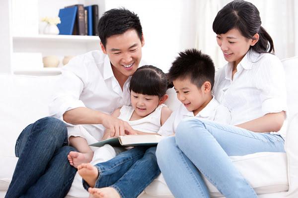 Cách nuôi dạy con phù hợp nhất là gì?